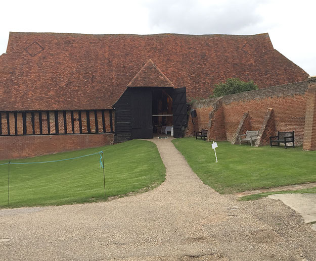 Cressing Temple Wheat Barn