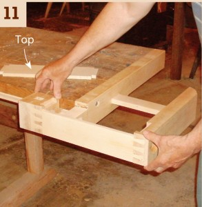 Wooden Tail Vise_11