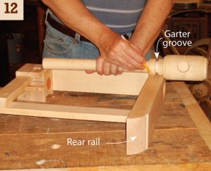 Wooden Tail Vise_12