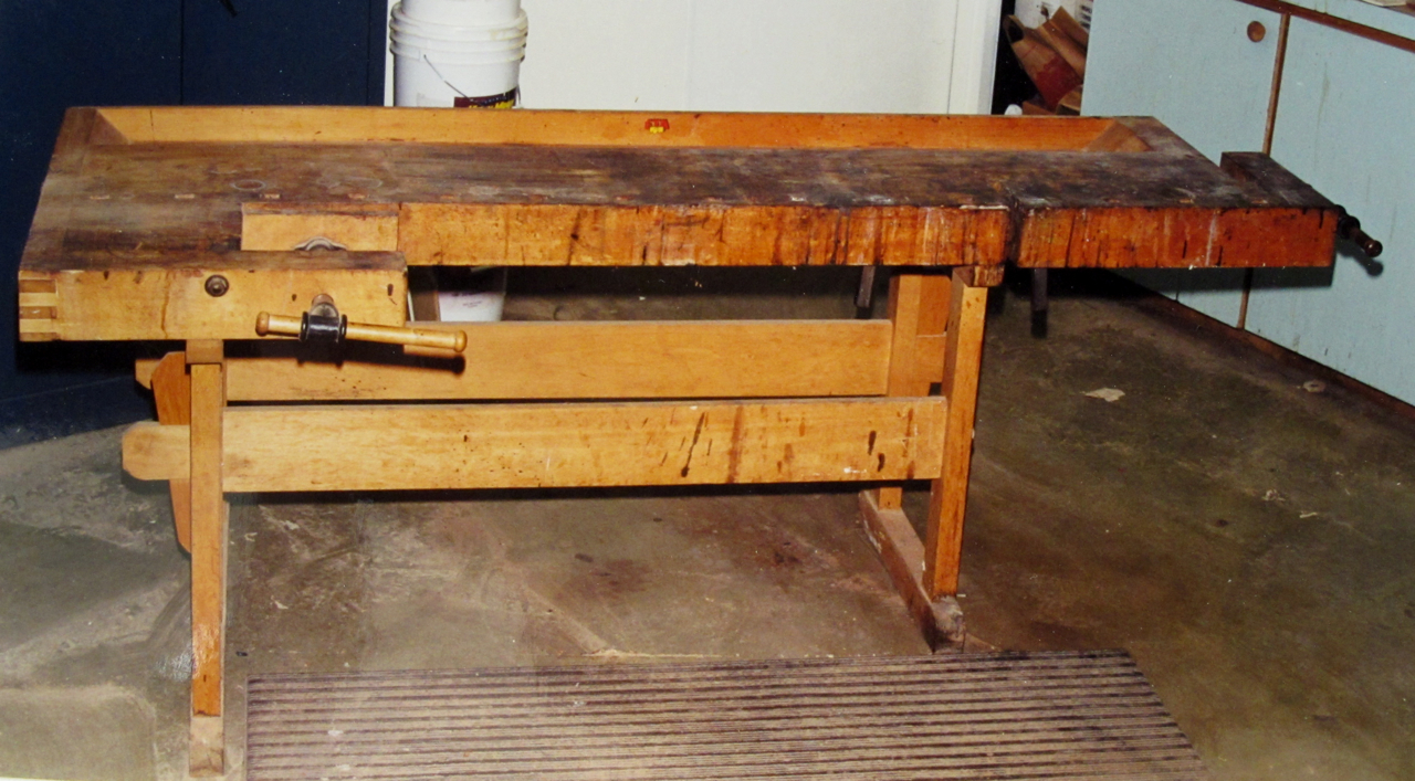 instructions woodworking bench workbench a the moravian sjoberg sjobergs s portable for tiny