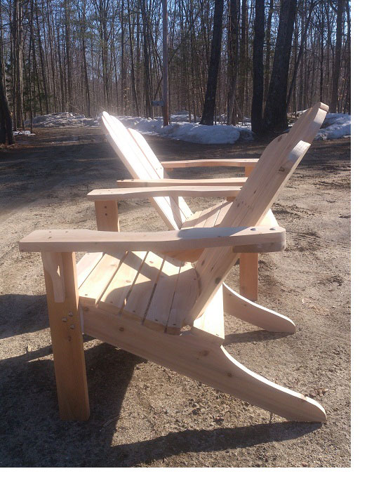 The Tool List For Building These Chairs Is Short And Sweet.