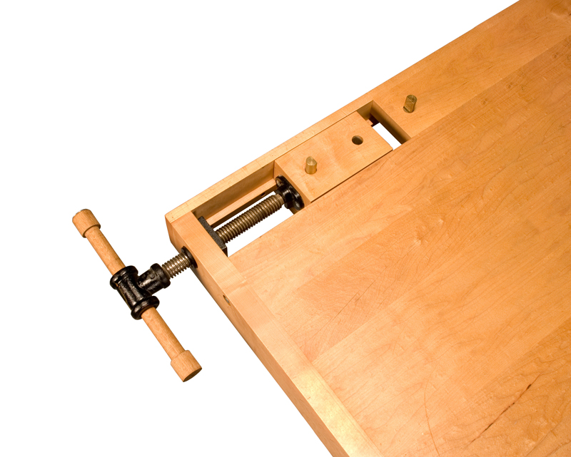 AW Extra - Adjustable Workbench - Popular Woodworking Magazine
