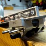 angle back bevel chisel sharpening machine