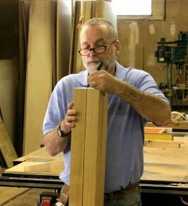Dale Barnard Popular Woodworking Magazine November 2012