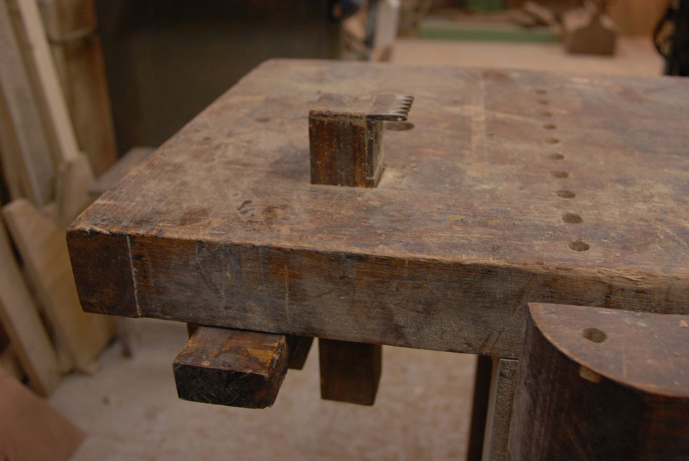 A Basque Planing Support - Popular Woodworking Magazine