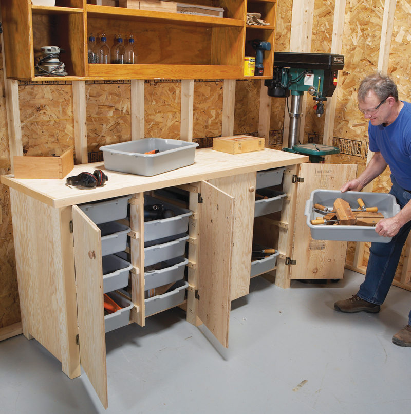 Big Capacity Storage Cabinet