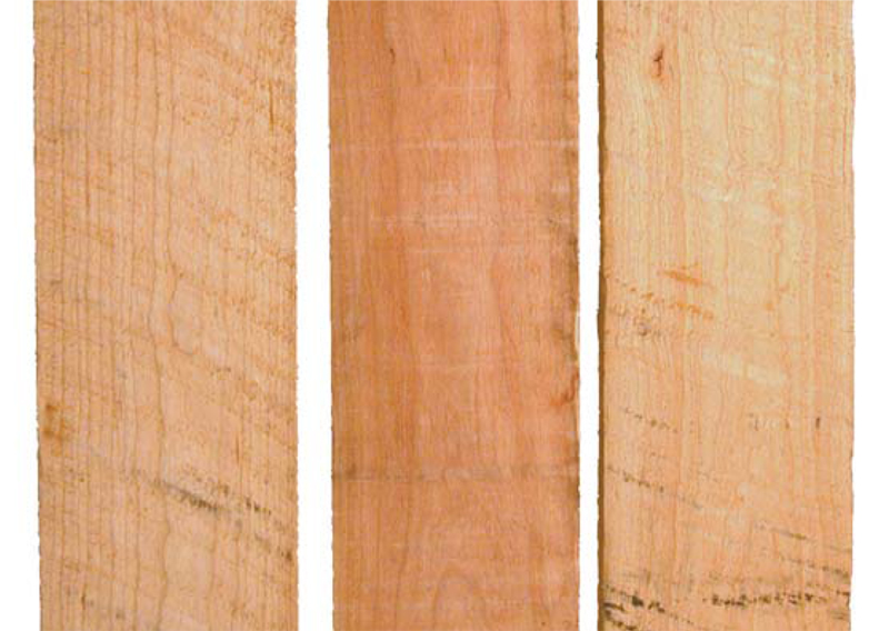 Types Of Cedar Lumber