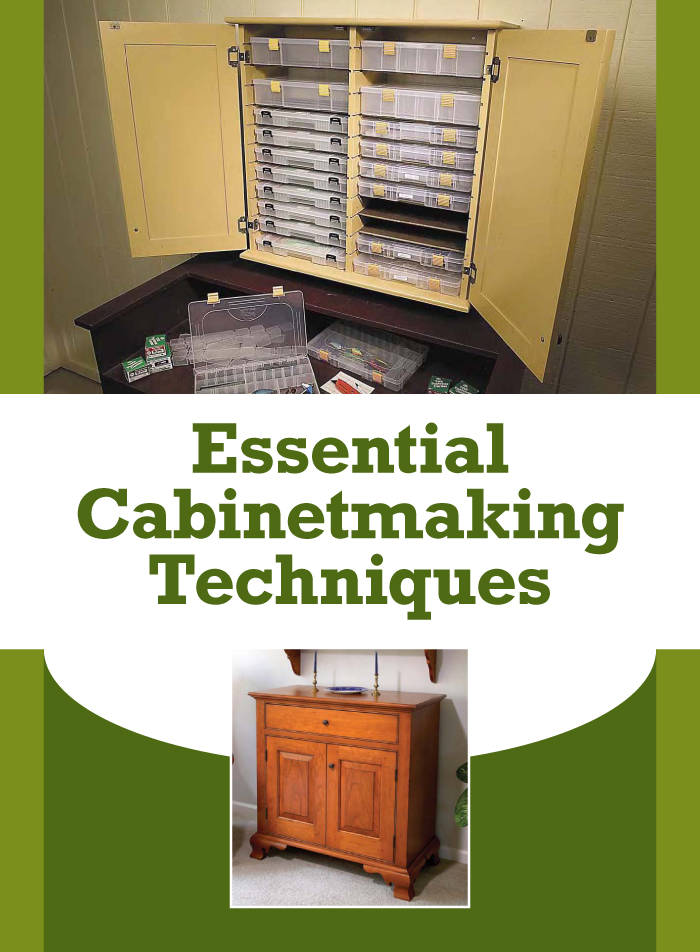 Learn How to Build a Cabinet with These Free Plans – Free Garage Cabinet Plans