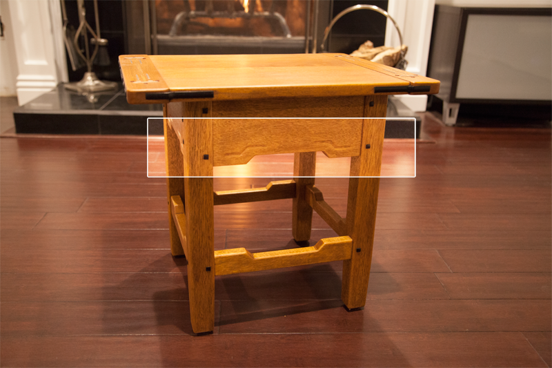 Carve Greene and Greene details easily with a router and jig.