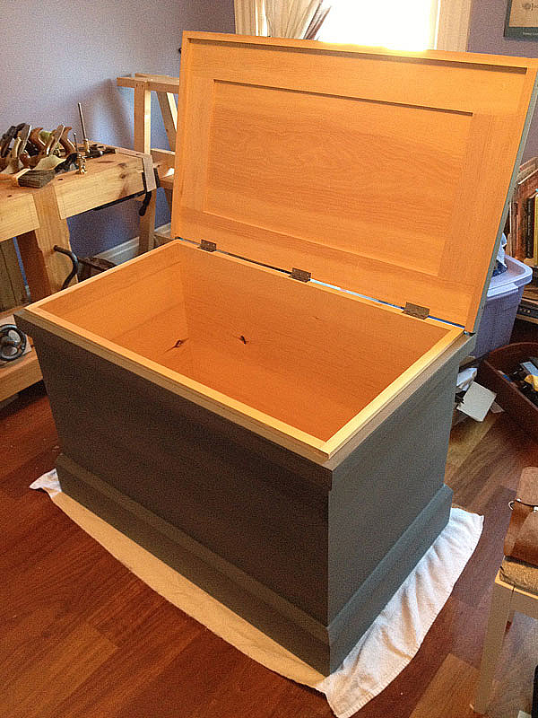 Megan Fitzpatrick's anarchist tool chest