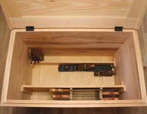 tool chest floor