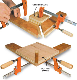 Corner Clamps for Better Miters   Popular Woodworking Magazine