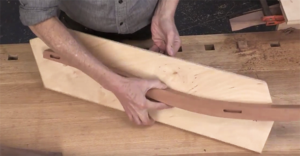 curvy joinery