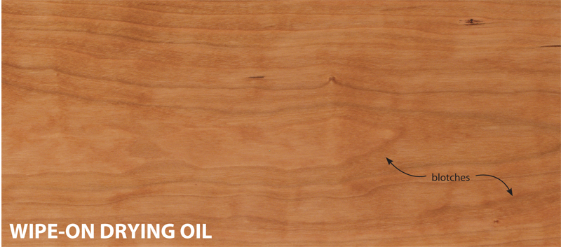 New Tips for Finishing Cherry - Popular Woodworking Magazine MS69
