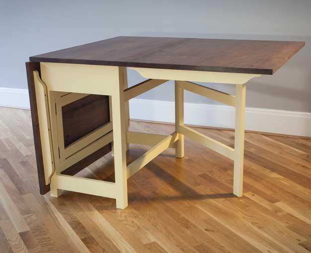 'Modern' Gateleg Table - Popular Woodworking Magazine