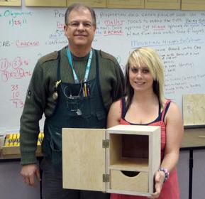 High School Woodworking