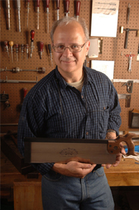 Mark Harrell, Bad Axe Tool Works