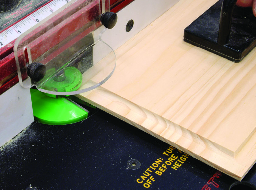 Learn how to make door panels with this free tutorial.