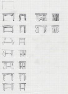 Design development in series