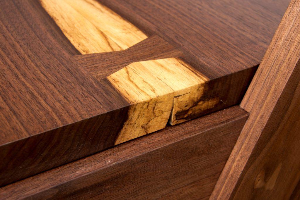 Using salvaged wood