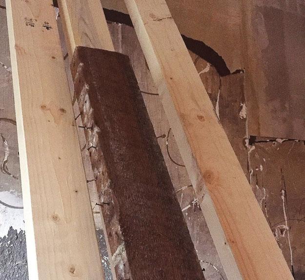 2x4 nominal lumber