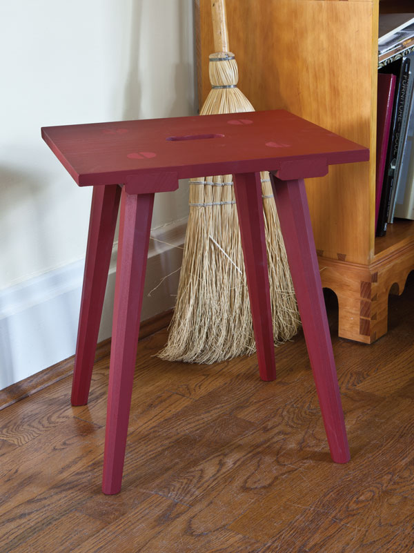 Moravian Stool Popular Woodworking Magazine
