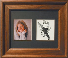 two photo frame