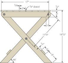 Portuguese Folding Table Sketchup Model Popular