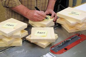 build a birdhouse,  bird box plans, bat box plans