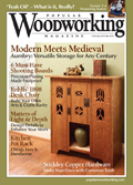 American Woodworker Merges with Popular Woodworking