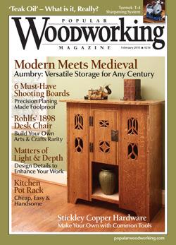 Veritas Bevel Down Bench Planes Popular Woodworking Magazine