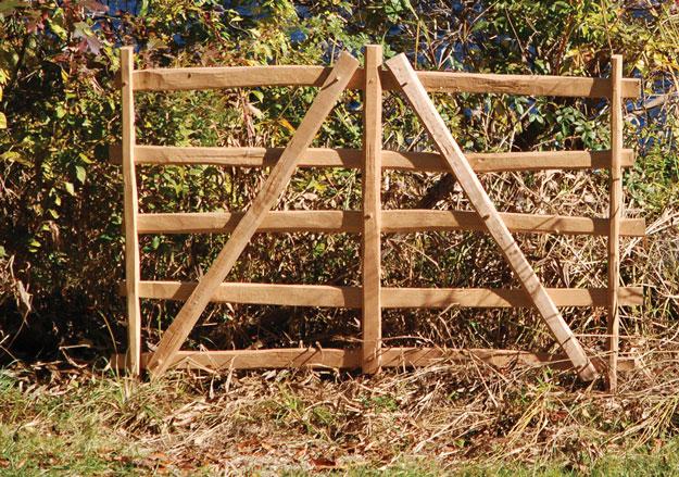 oak hurdle