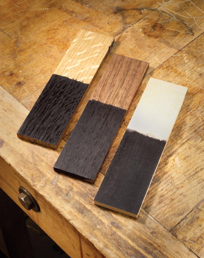 What Color Furniture Looks Best On Dark Wood Floors
