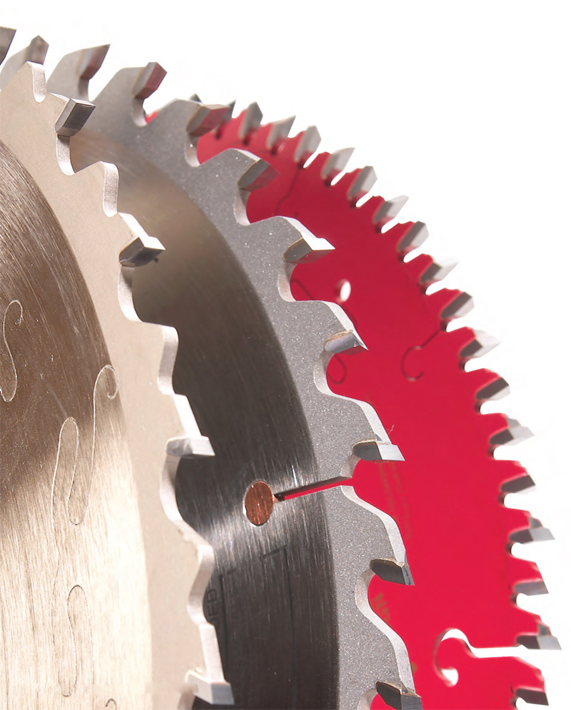Essential tablesaw blades popular woodworking magazine essential tablesaw blades greentooth Choice Image