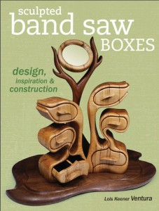 """Sculpted Band Saw Boxes"" – the classic."