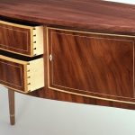 Evan's sideboard from the NBSS program