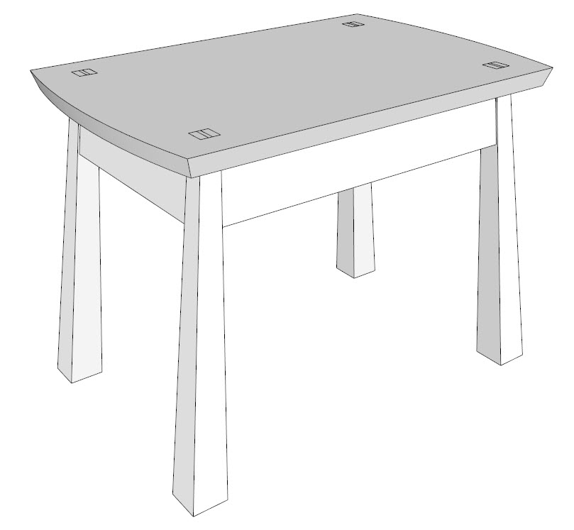 this model was created in sketchup from a picture