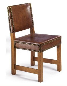 Stickley chair - Photo courtesy Sotheby's