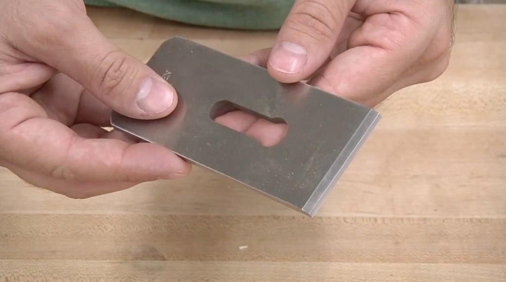 square-blade