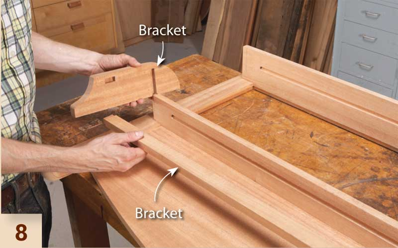 Rout plate grooves in each shelf using a plunge router with a fence and a core box bit. & DIY Plate Rack Pattern: How to Build Your Own Plate Rack
