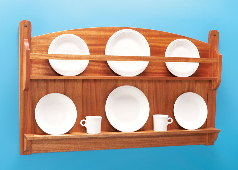 & DIY Plate Rack Pattern: How to Build Your Own Plate Rack