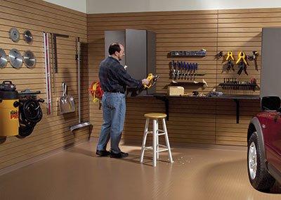 StoreWall Garage Workshop Storage