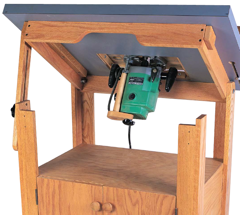 Four great router table plans popular woodworking magazine greentooth Choice Image