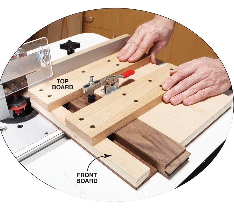 Rigid Routing Sled  sc 1 st  Popular Woodworking Magazine & 17 Router Tips - Popular Woodworking Magazine