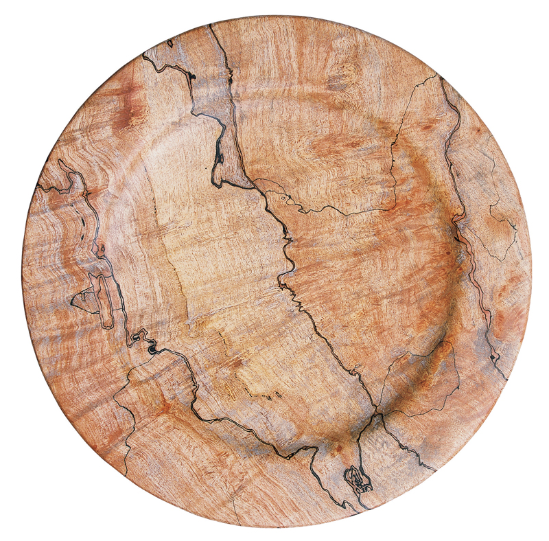 sc 1 st  Popular Woodworking Magazine & AW Extra 10/4/12 - Wooden Plate - Popular Woodworking Magazine