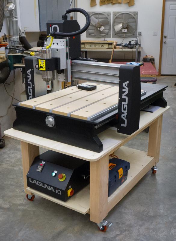 laguna tools CNC