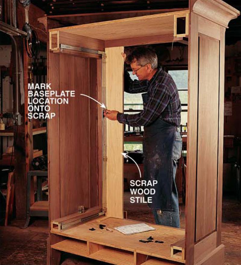 Cabinet Pocket Door Slides Gallery Doors Design Modern