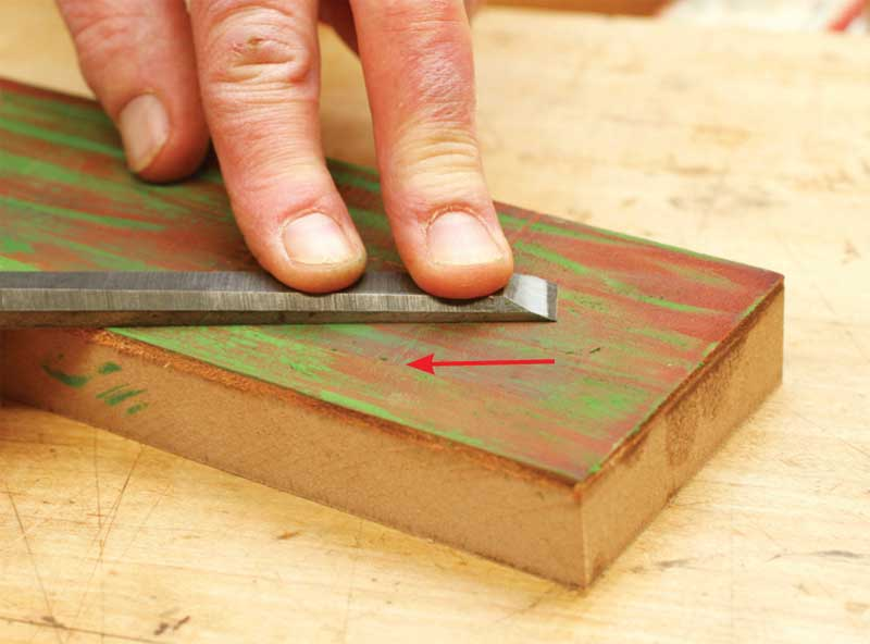 Make Your Own Leather Strop To Sharpen Chisels At Home