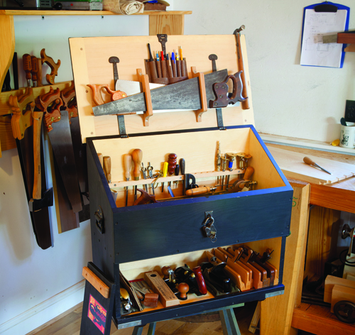Dutch Tool Chest Plans