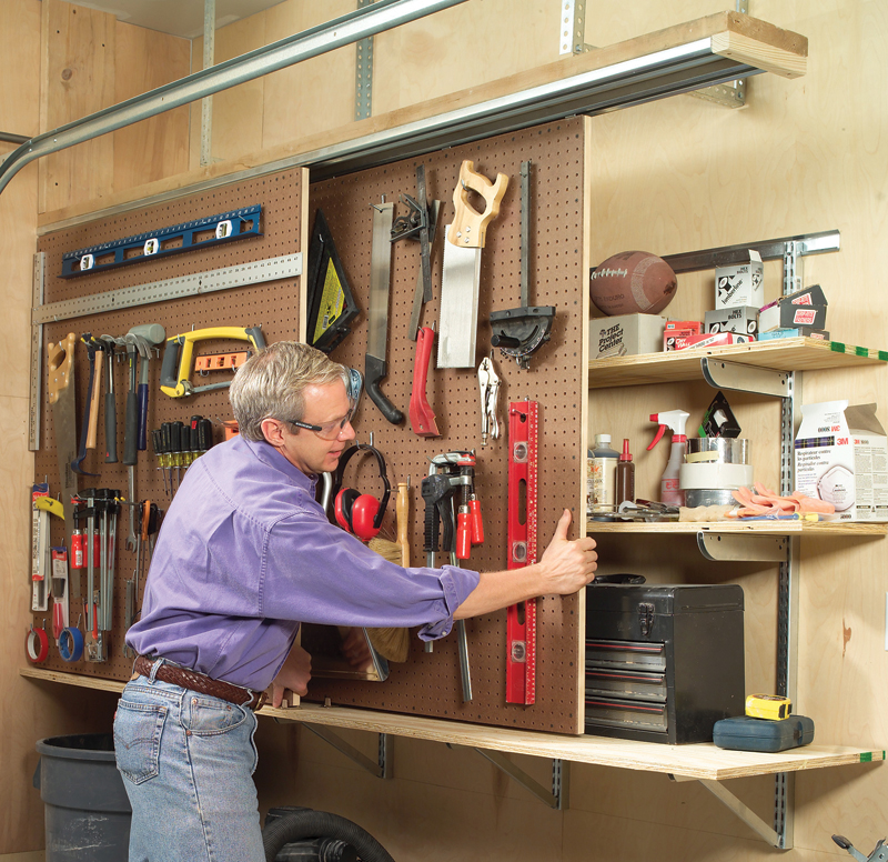 Fantastic  Woodworking Shop Woodshop Tools Shop Idea Tool Storage Dream Workshop